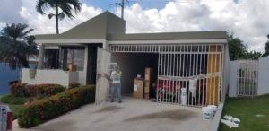 Pintura Exterior en Caguas PR