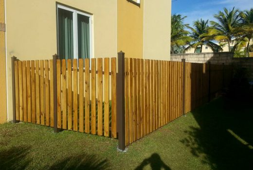 Build a Wood Fence
